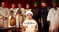 Lancement du premier album de l'ensemble Burdah